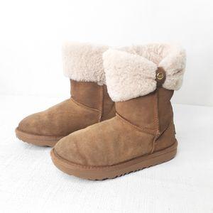 Ugg Ramona Short Classic Kids Boot Size 2 Girls